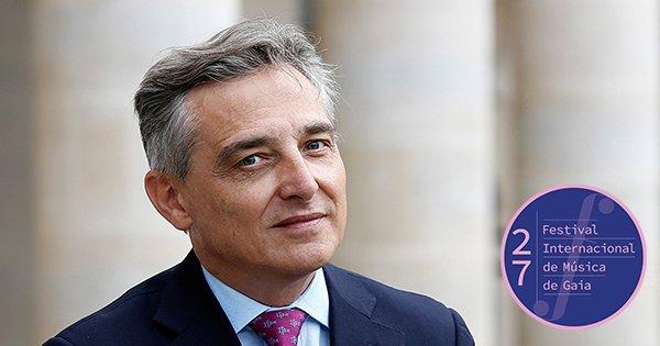 Michel Dalberto - Recital Prestígio