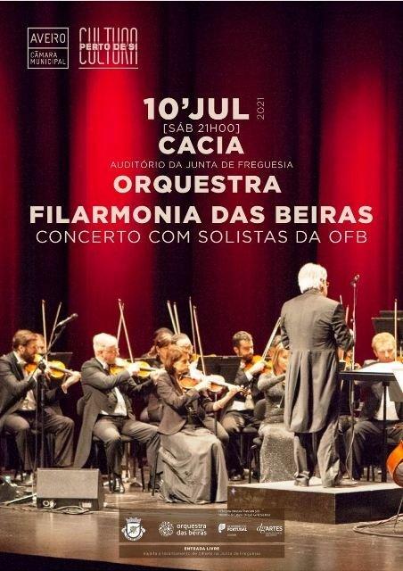 Orquestra de Cordas - Orquestra Filarmonia das Beiras   Cacia   Cultura Perto de Si