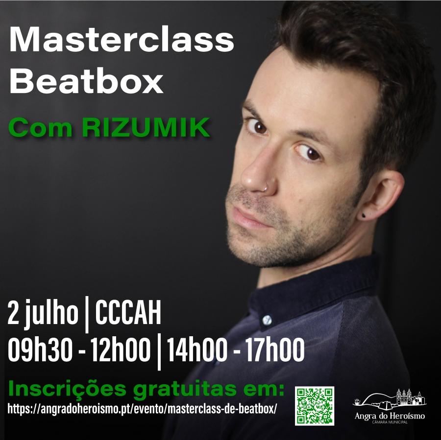 Masterclass de Beatbox