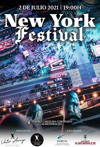 ESPECTÁCULO DE DANZA 'NEW YORK FESTIVAL'