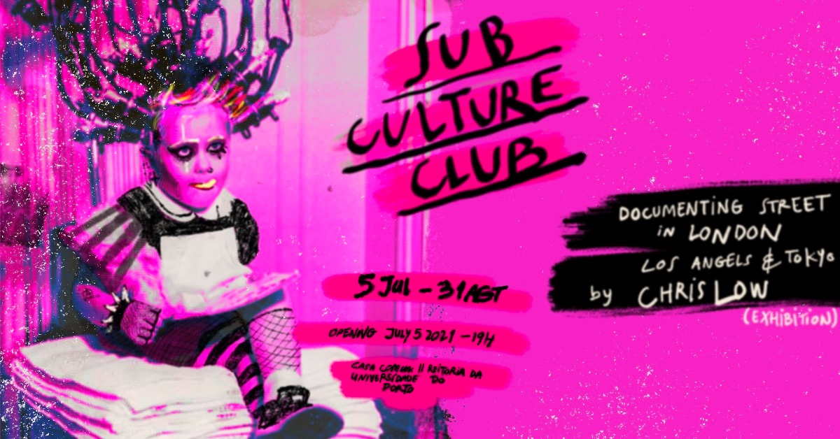 Sub-culture Club: Documenting street culture in London, Los Angeles & Tokyo| EXHIBITION By Chris Low
