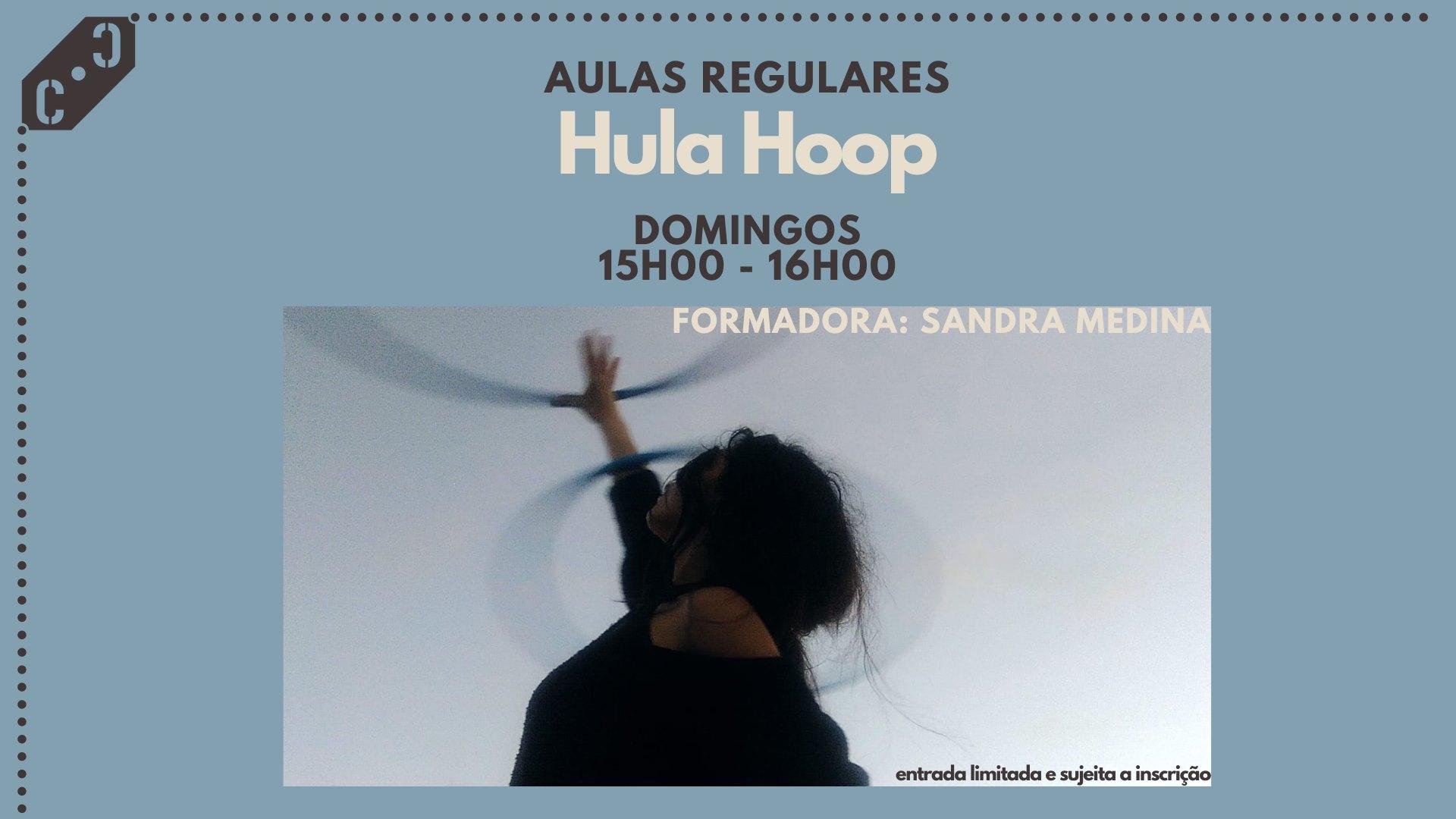 Aulas Regulares: Hula Hoop