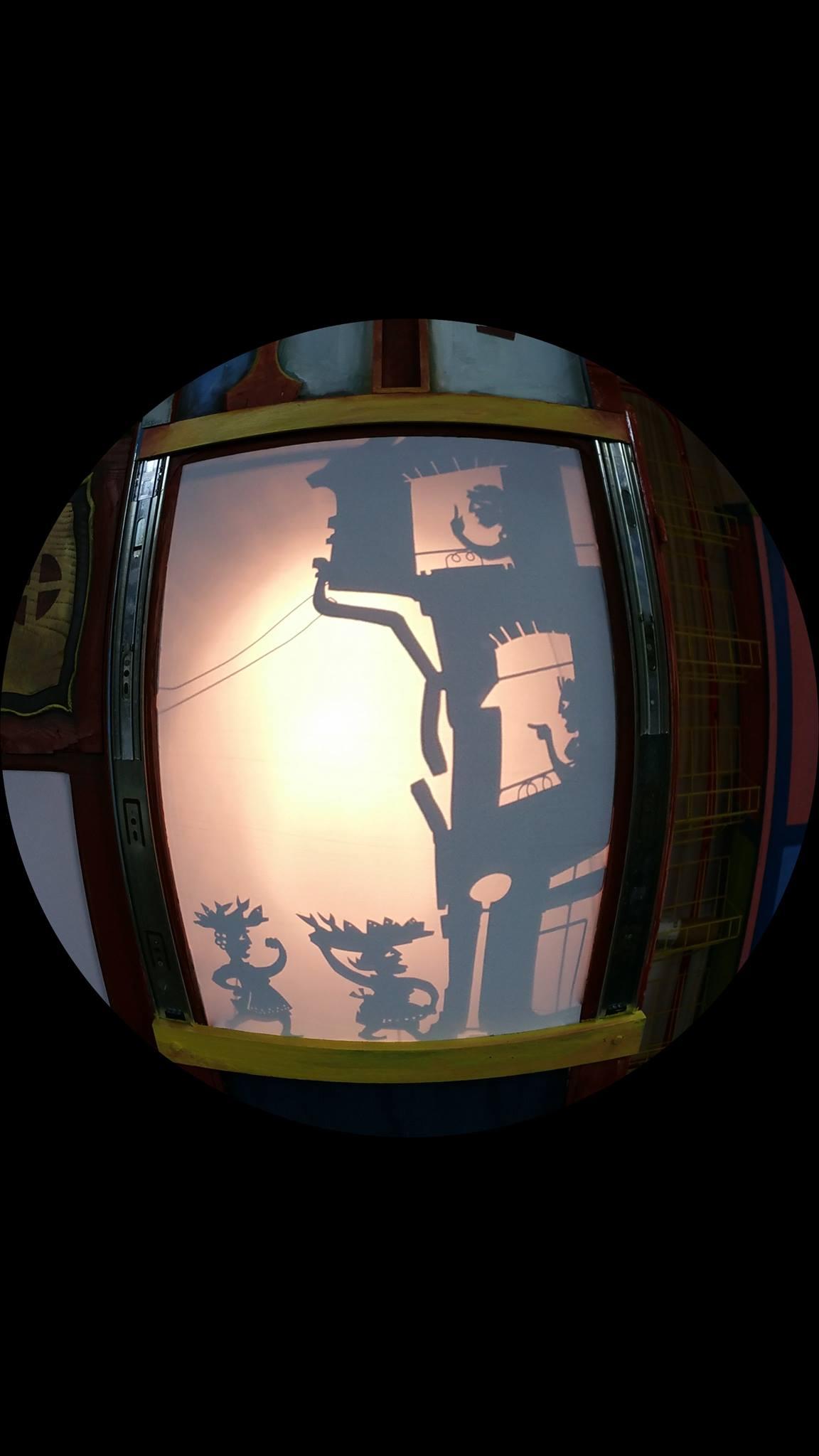 'Grãos de Areia' + visita à expo 'Palco das Marionetas'