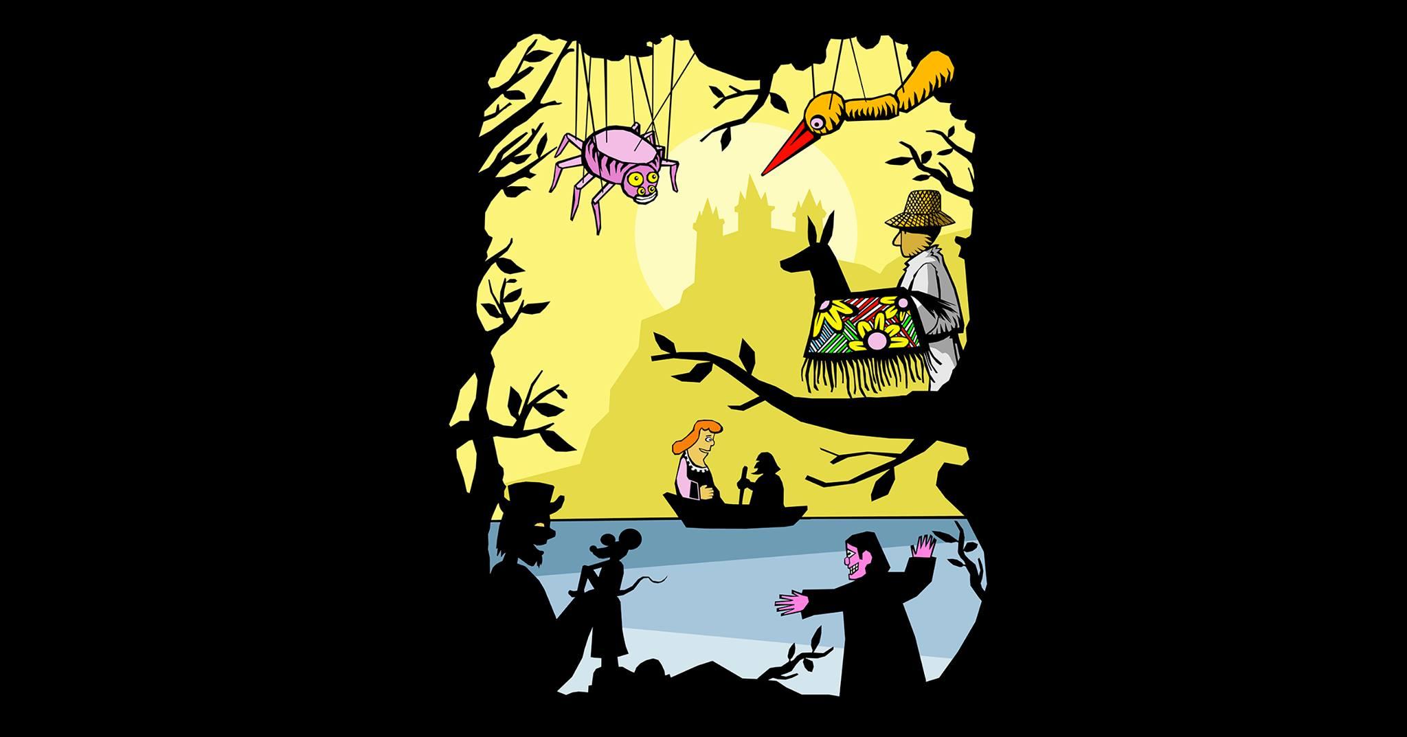 Fora dos Eixos - IV Ciclo de Teatro de Marionetas