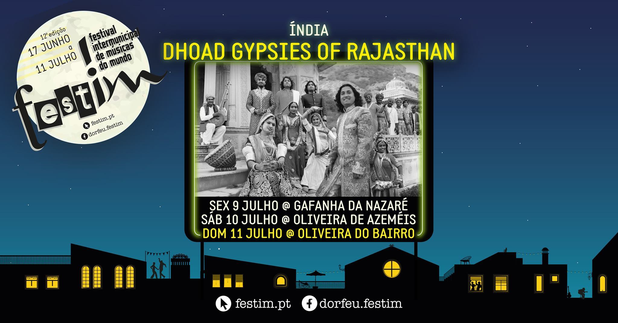 12º ƒestim: Dhoad Gypsies of Rajasthan   Oliveira do Bairro