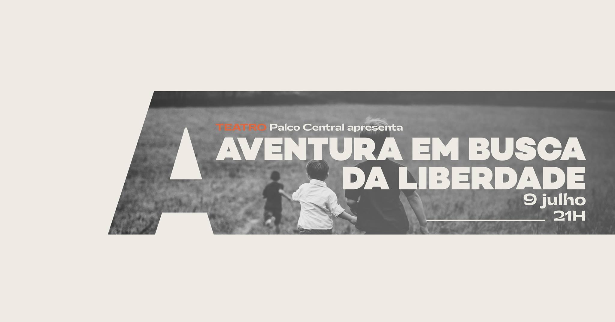 Palco Central apres Aventura Em Busca Da Liberdade @AvenidaCC