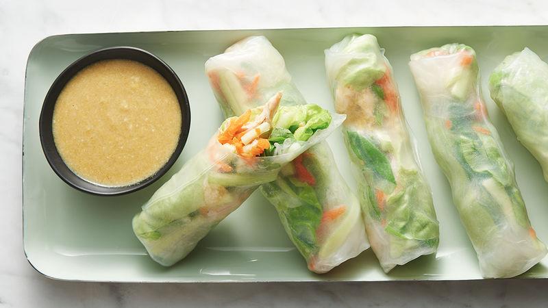 Jantar especial de inspiração asiática