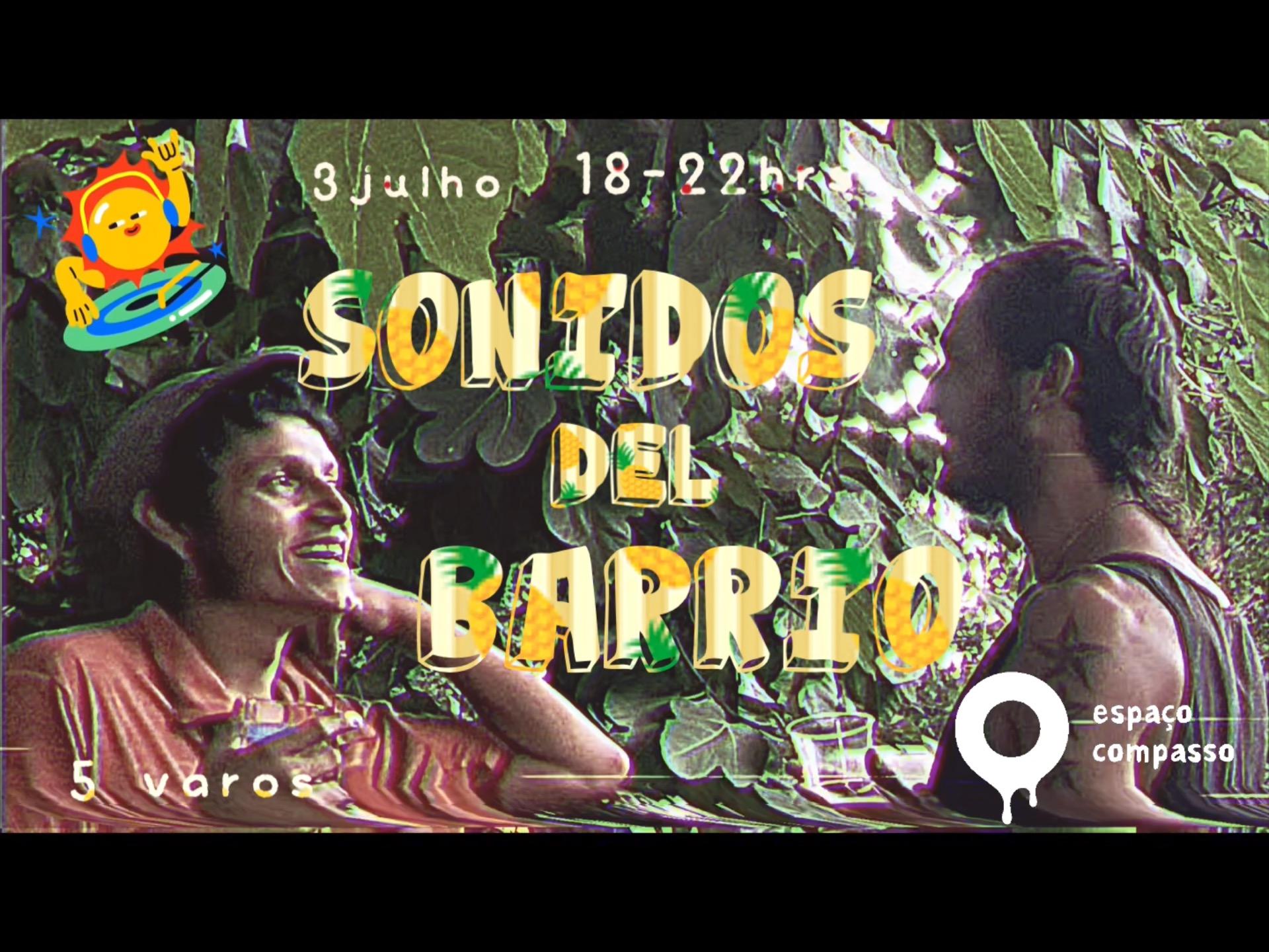 SONIDOS DEL BARRIO- Ritmos P'ra Dançar