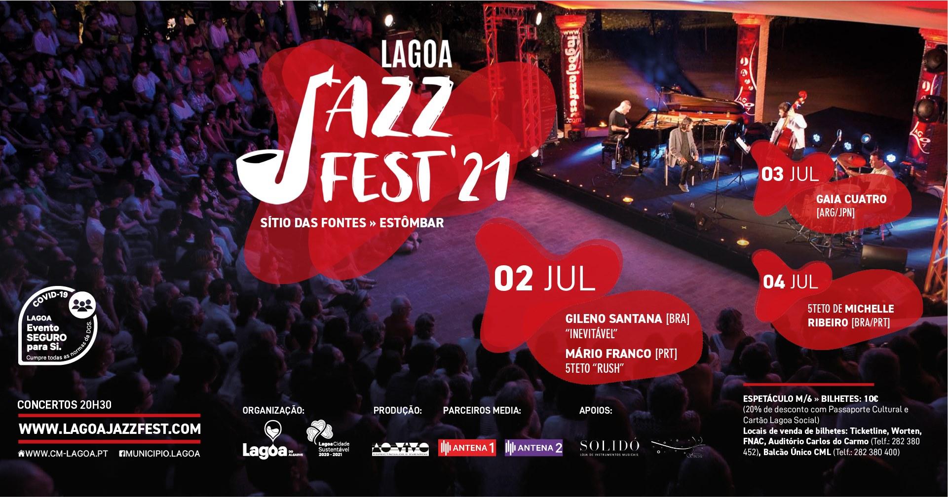 XVI Lagoa Jazz Fest'2021