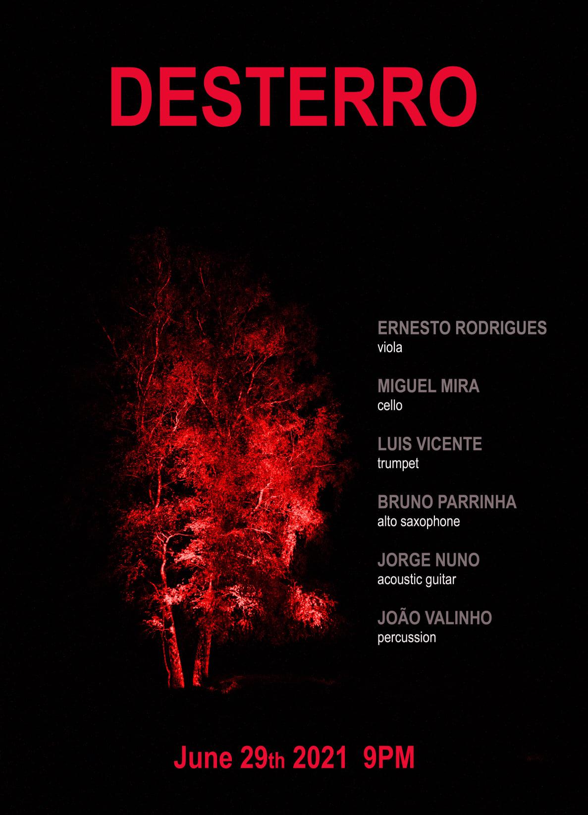 Creative Sources: Rodrigues/Parrinha/Mira/Vicente/Nuno/Valinho