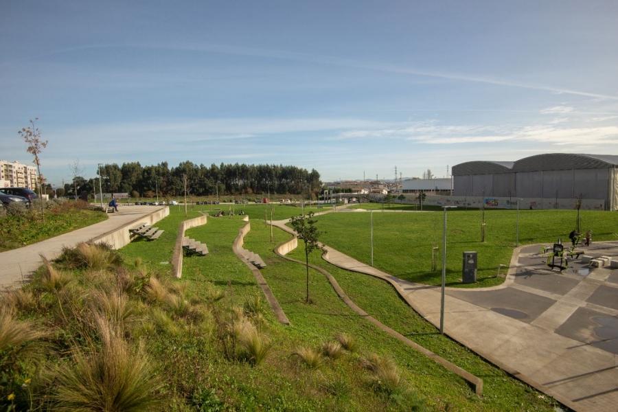 Open House Porto - visita comentada à Zona Desportiva da Cidade Parque Maia