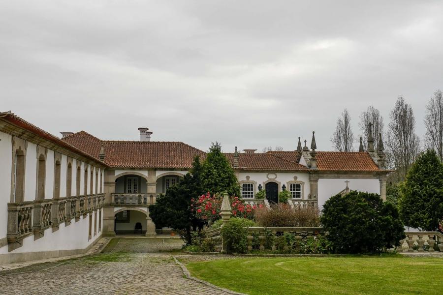 Open House Porto - visita comentada à Quinta dos Cónegos