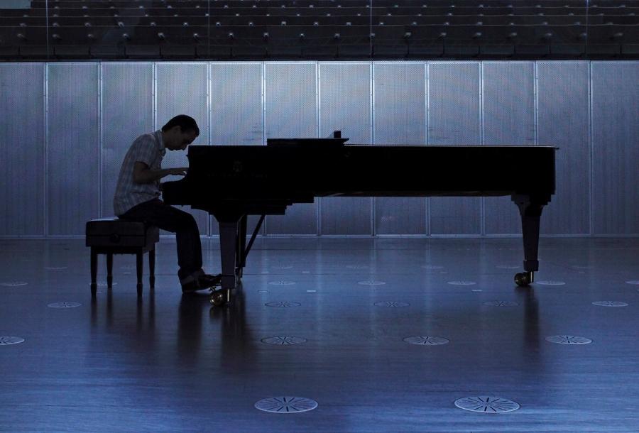 Open House Porto - concerto Pedro Burmester & Quarteto Sakura