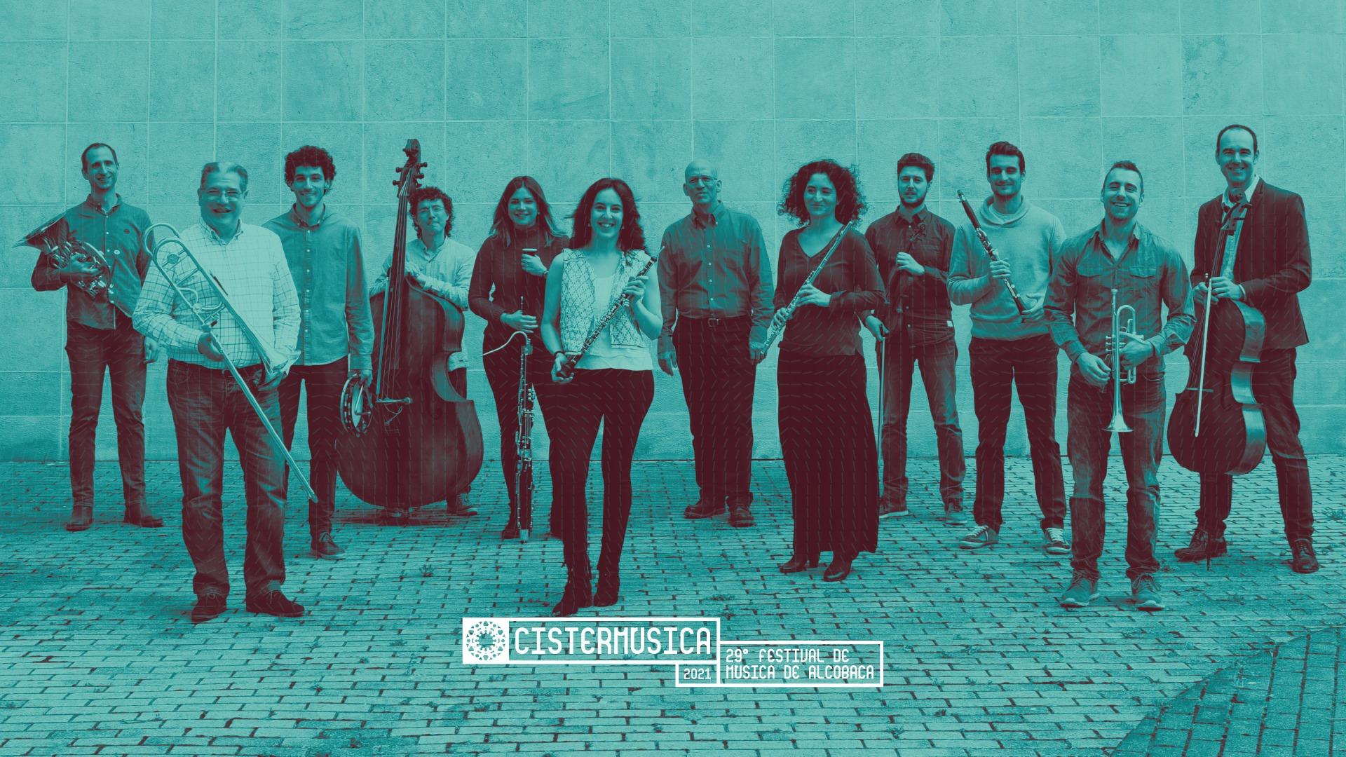 Ensemble Instrumental da Cantábria •  Manuel de Falla 75/95 • Cistermúsica 2021