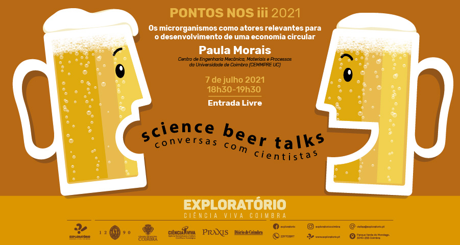 Pontos nos iii - Science Beer Talks