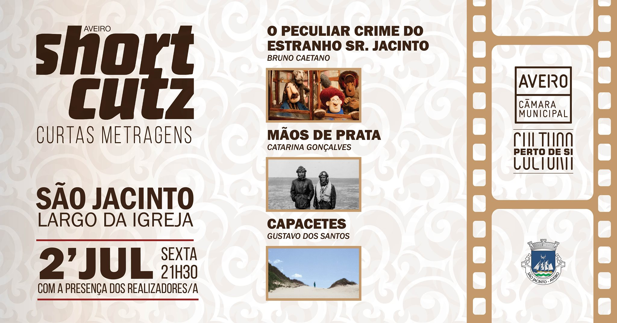 Shortcutz Aveiro - Sessão #6