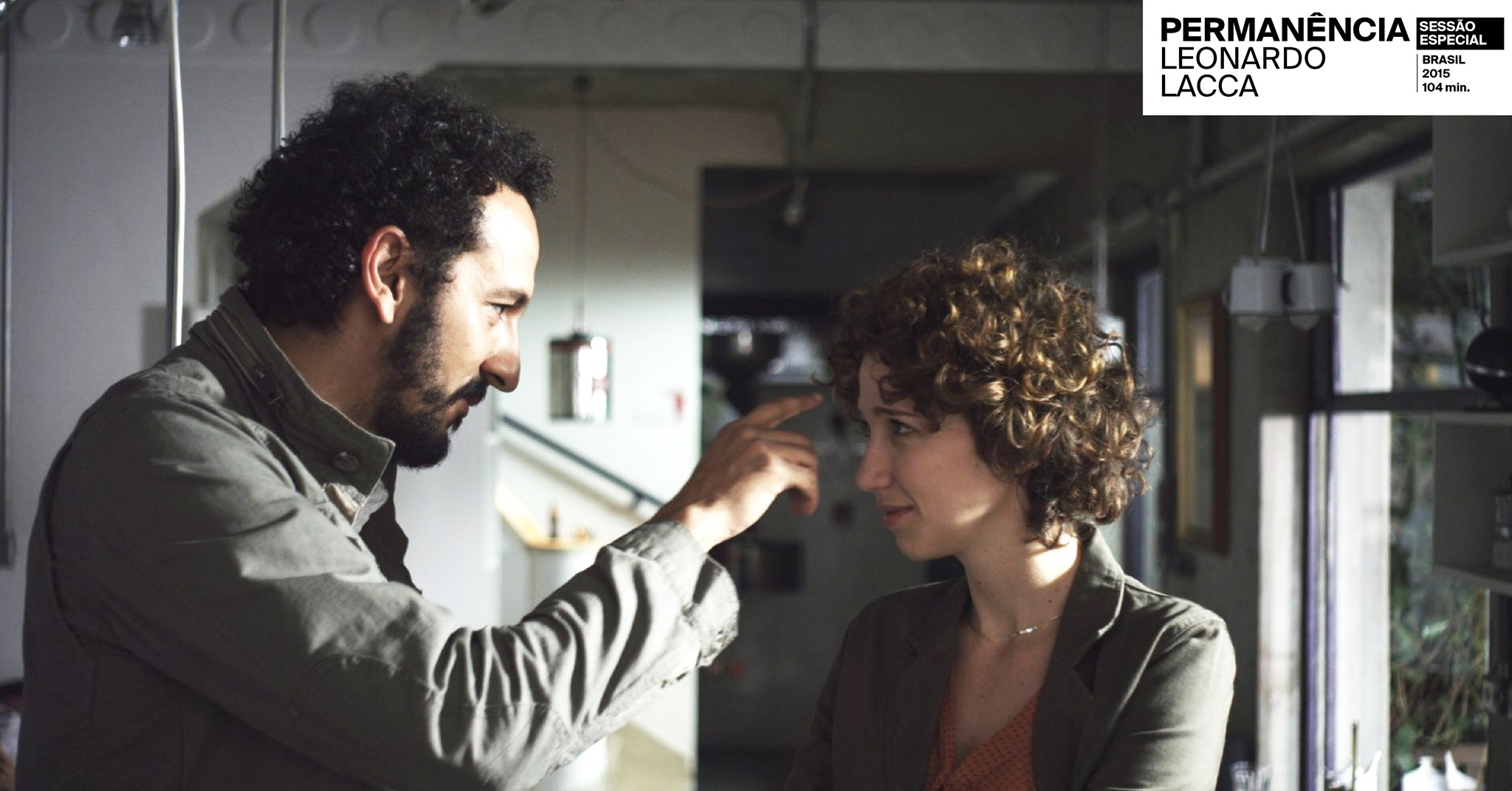 Permanência - Sessão Especial com a actriz Rita Carelli