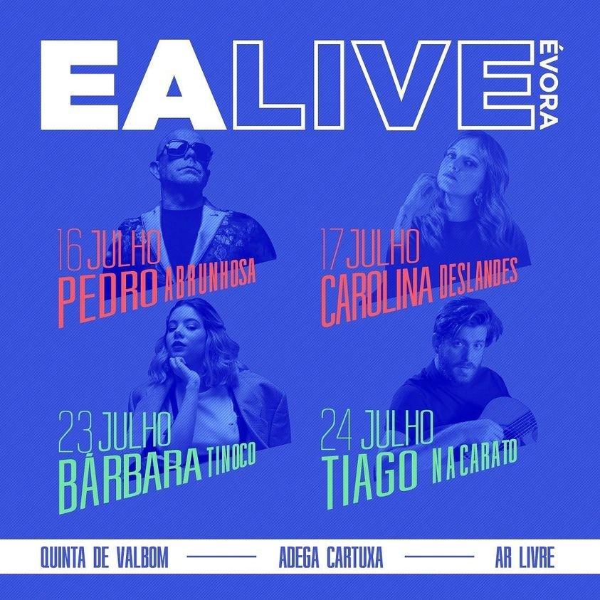 EA Live Évora
