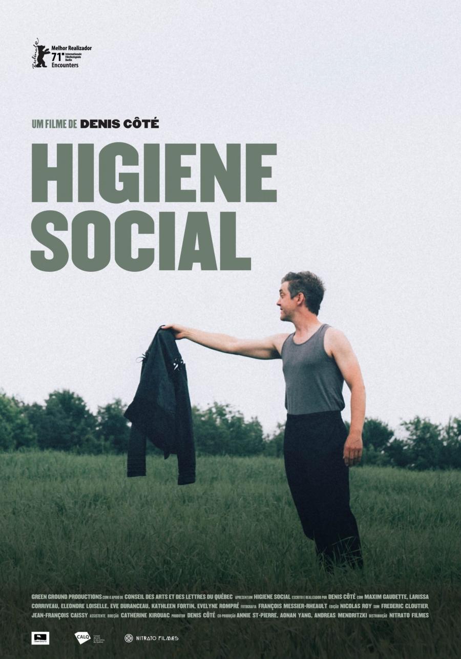 HIGIENE SOCIAL, um filme de Denis Côté