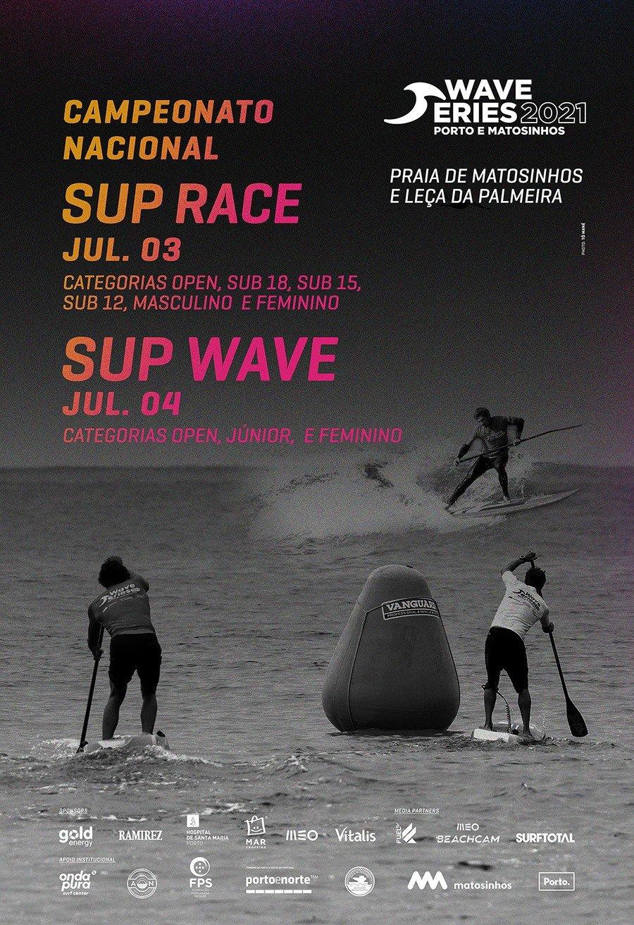 Porto & Matosinhos Wave Series 2021