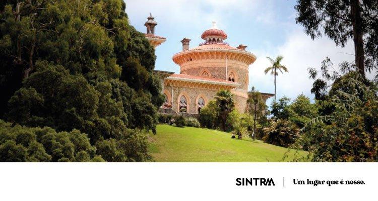 """Visita guiada ao Parque de Monserrate para descobrir """"Sintra e o Património"""""""