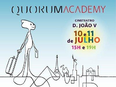 Dança   Espetáculo Final  Quorum Academy