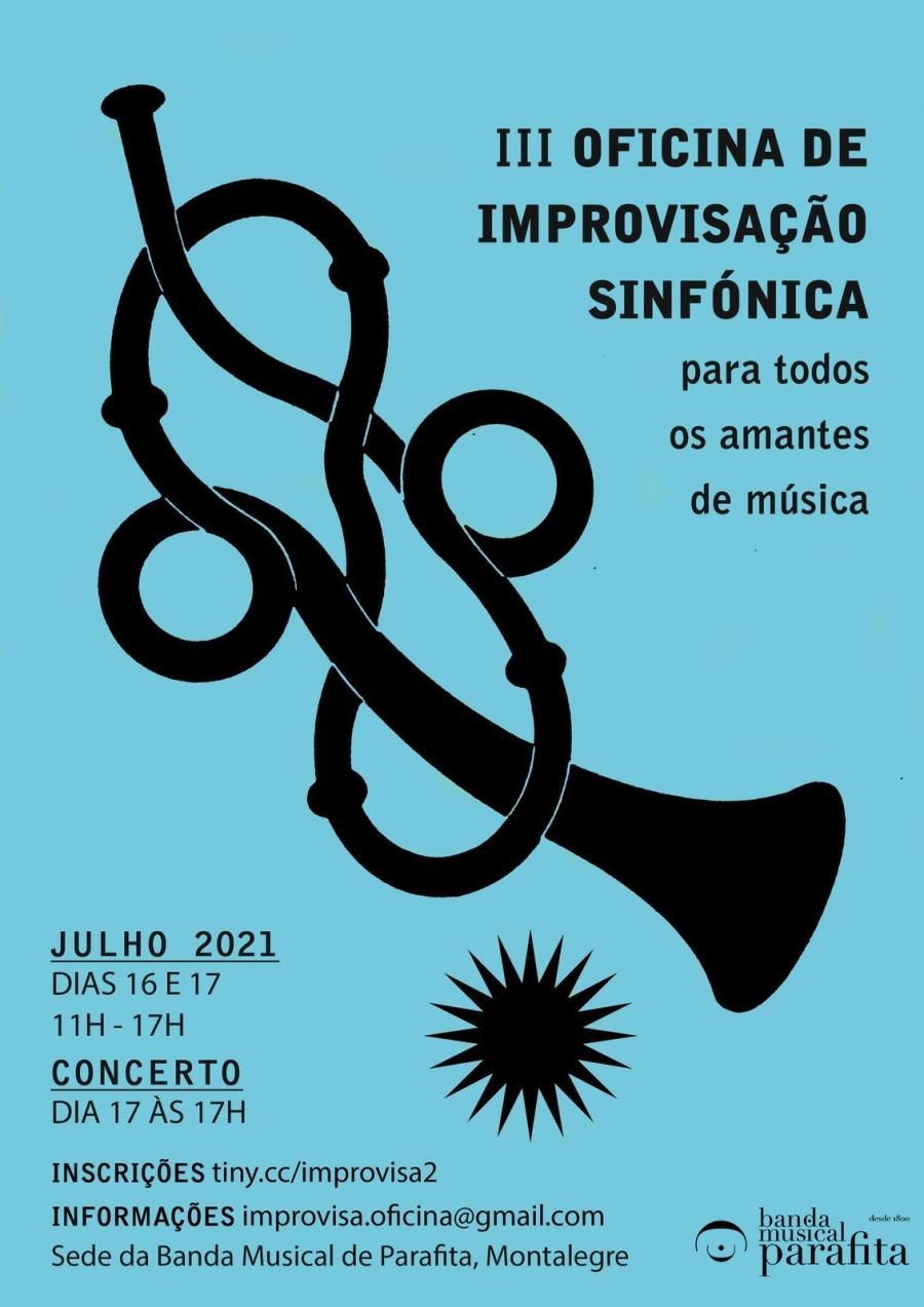 Parafita - III Oficina de Improvisação Sinfónica