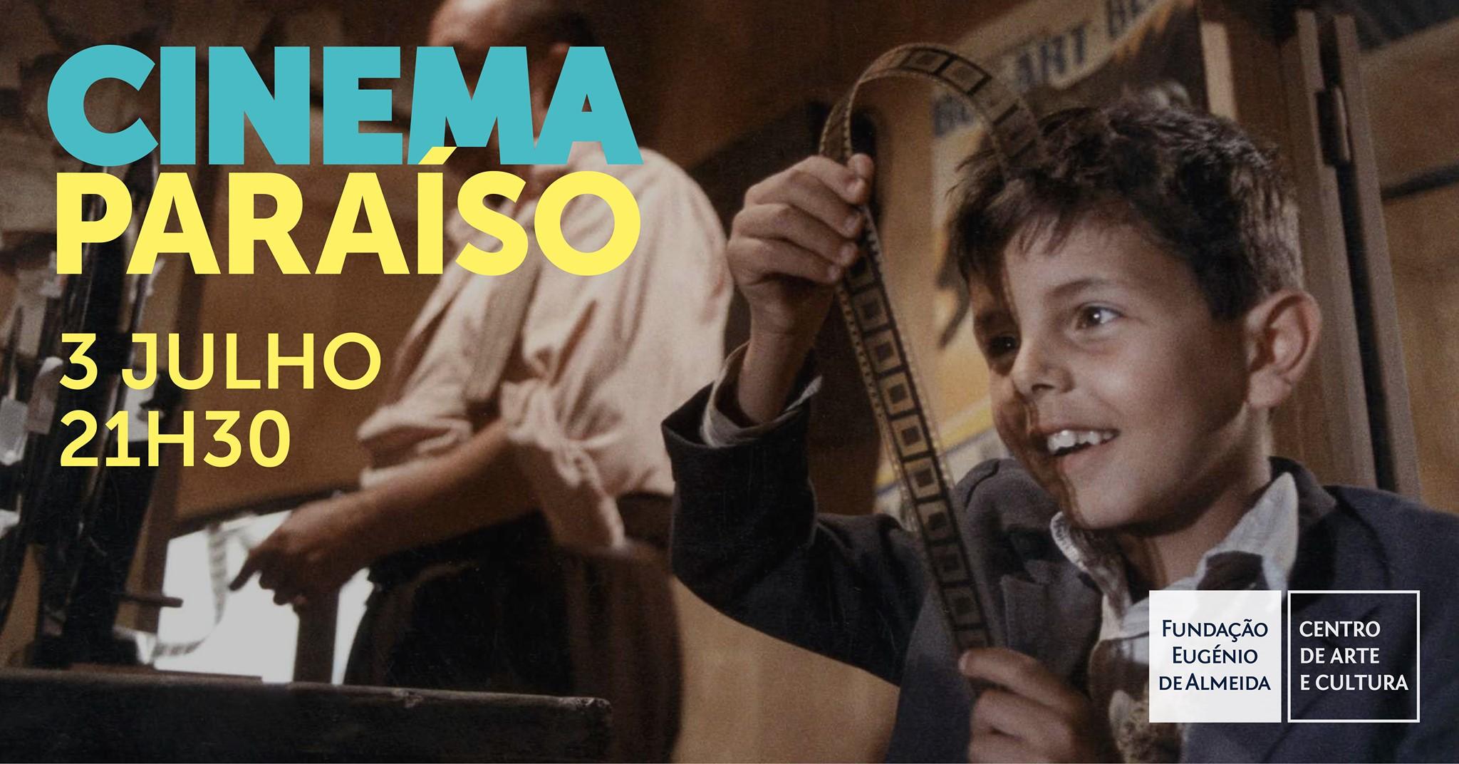 'Cinema Paraíso', Giuseppe Tornatore (1988)
