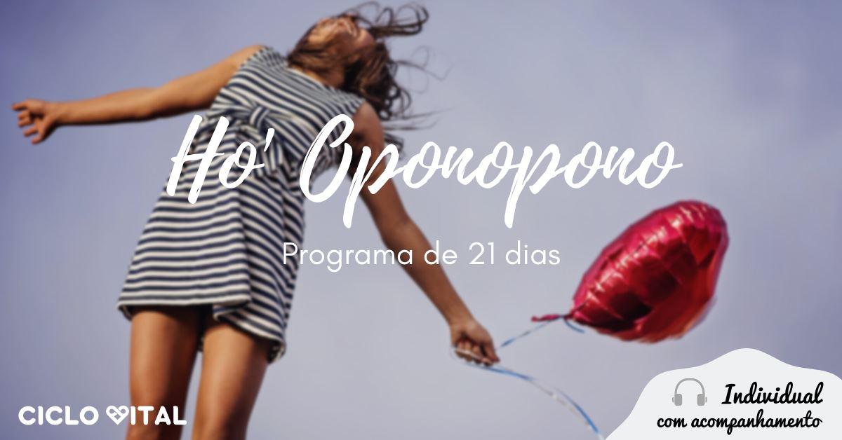 Ho'oponopono | Programa 21 Dias