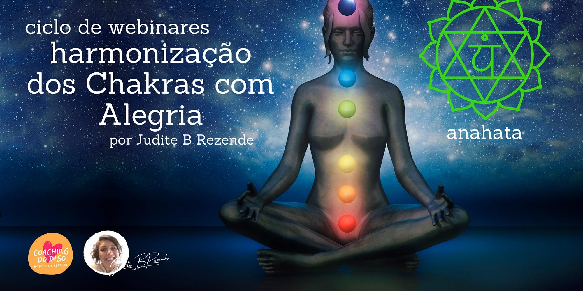Harmonização dos Chakras com Alegria - Anahata