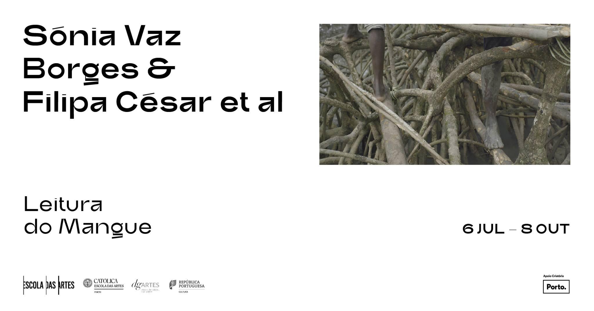 Sónia Vaz Borges & Filipa César et al · Leitura do Mangue