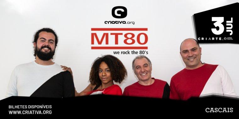 MT80 - We Rock the 80's