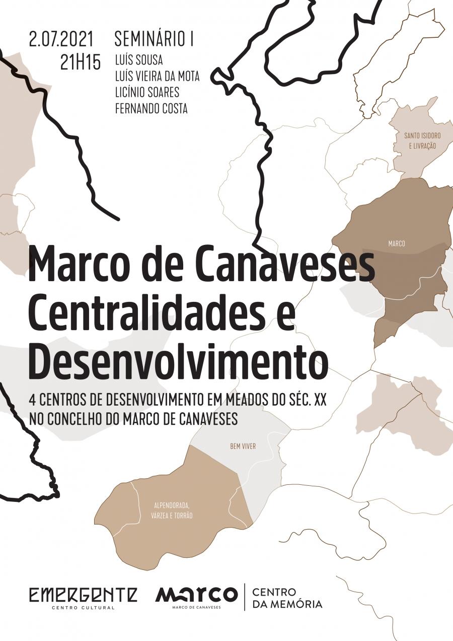 Marco de Canaveses, Centralidades e Desenvolvimento