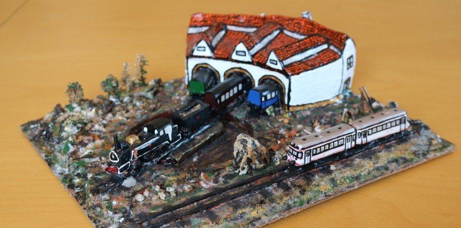 Exposição 'Comboio - Ontem, hoje e amanhã' pelo Arquivo ...