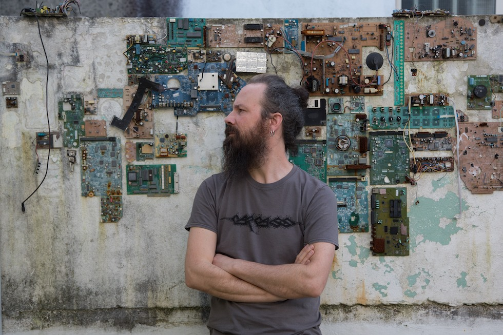 Gustavo Costa apresenta 'Entropies and Mimetic Patterns'