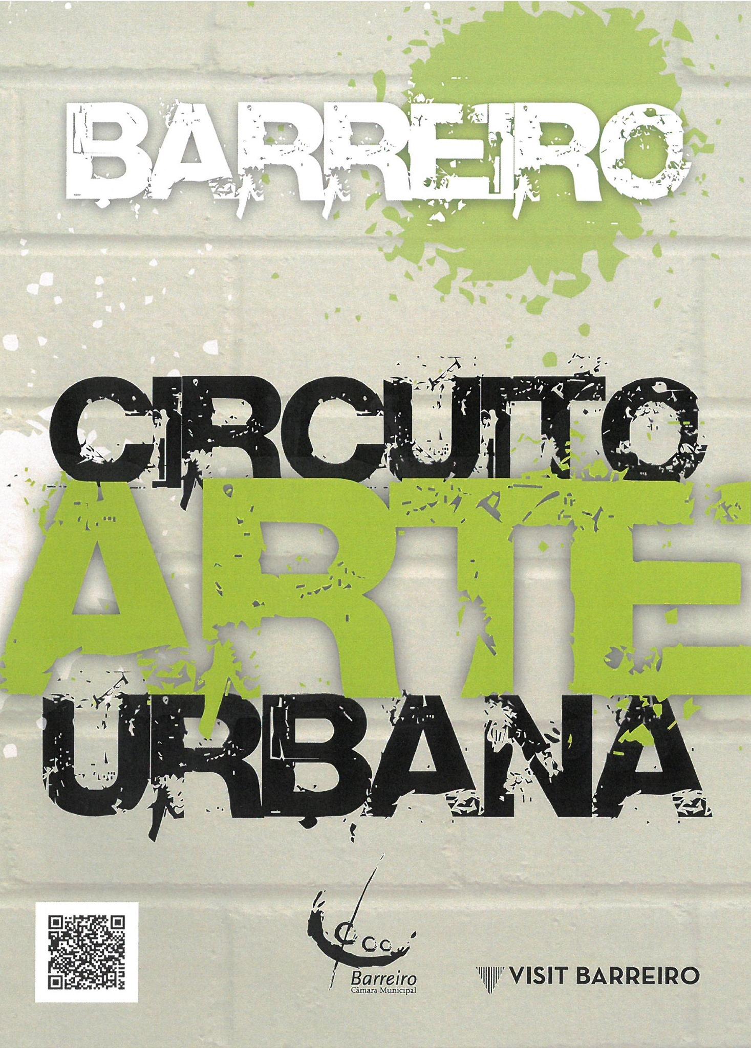 Circuito de Arte Urbana – Percurso 1