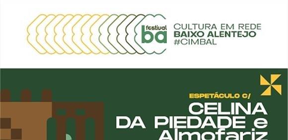 Festival BA - Celina da Piedade e Almofariz