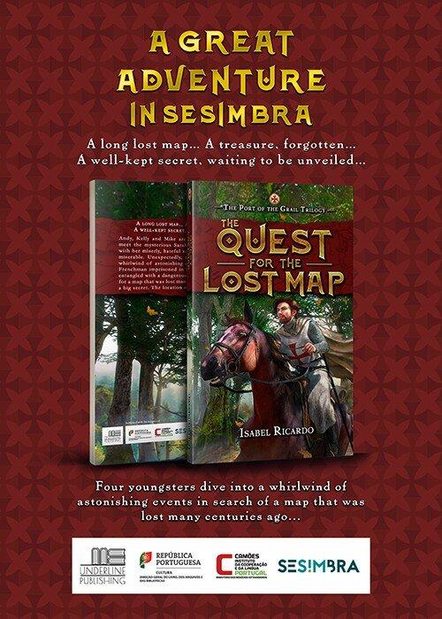 A Great Adventure in Sesimbra (Em Busca do Mapa Perdido) é uma ...