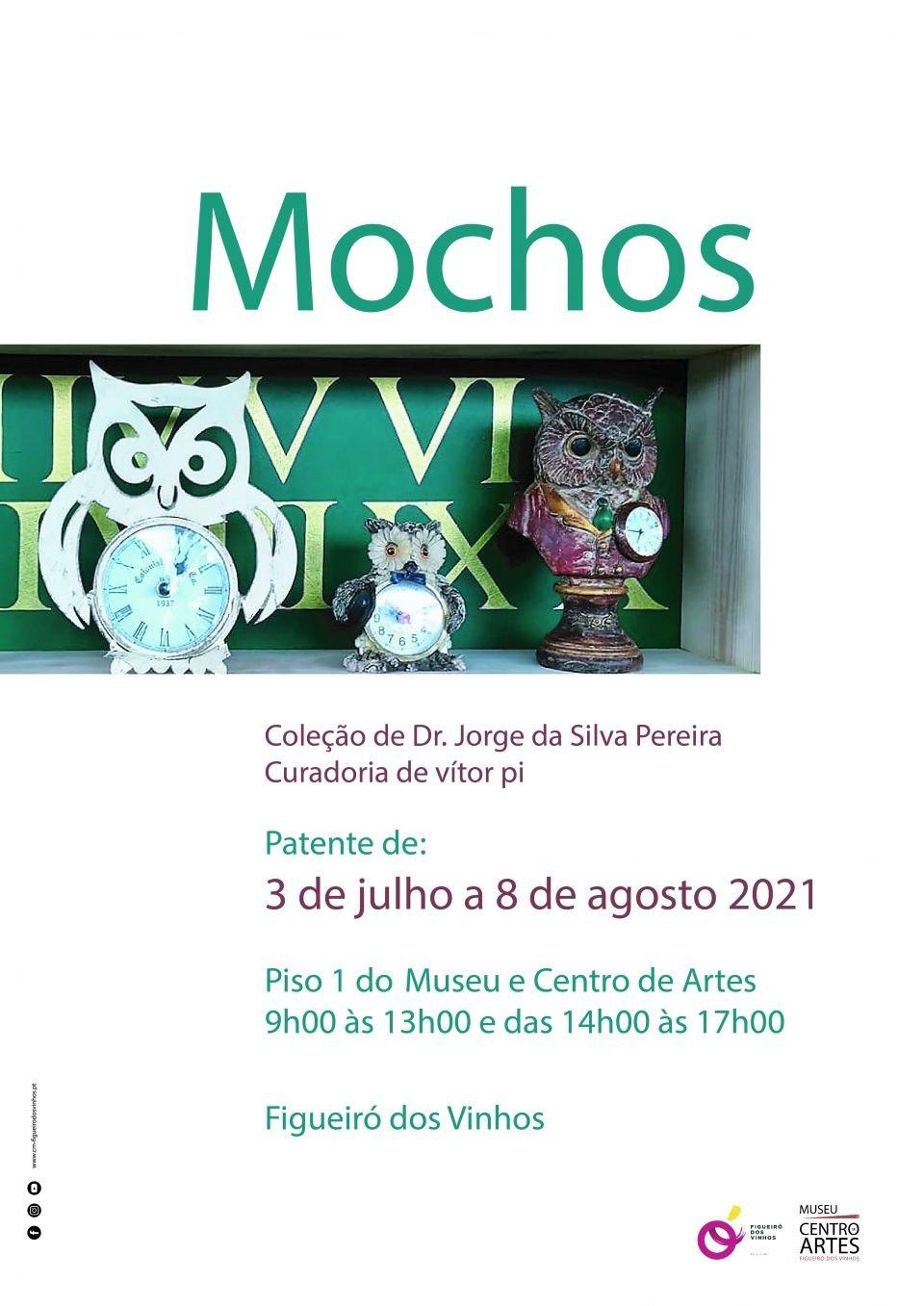 Exposição 'Mochos' - Coleção Particular De Dr. Jorge Pereira - Curadoria…