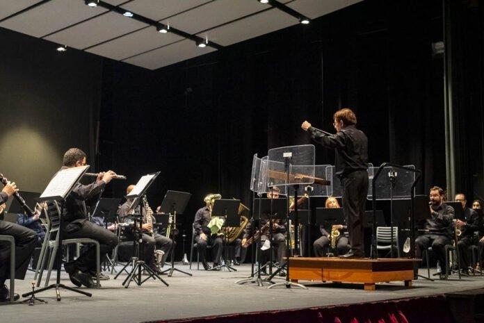Concierto extraordinario ganadores del XI Curso de Dirección de Banda de Música
