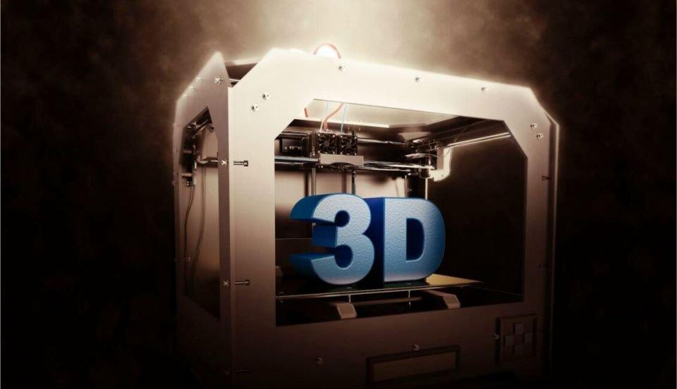 Os Livros Não Tiram Férias – Impressão 3D