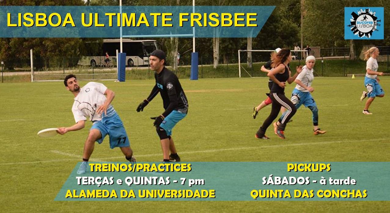 Lisbon Ultimate Frisbee Training - 28 (2021)