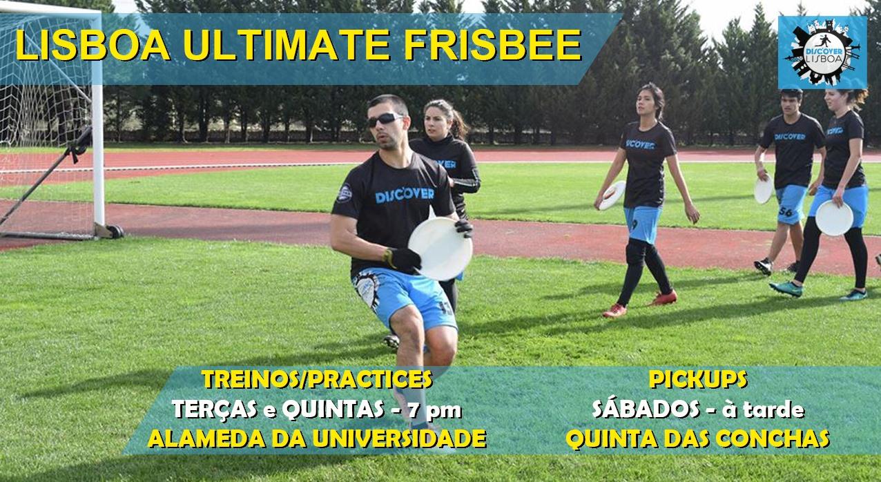 Lisbon Ultimate Frisbee Training - 27 (2021)
