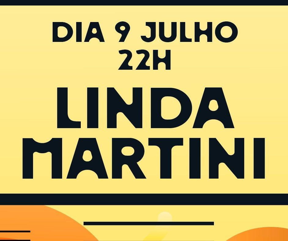 LINDA MARTINI - NOITES NA VILA