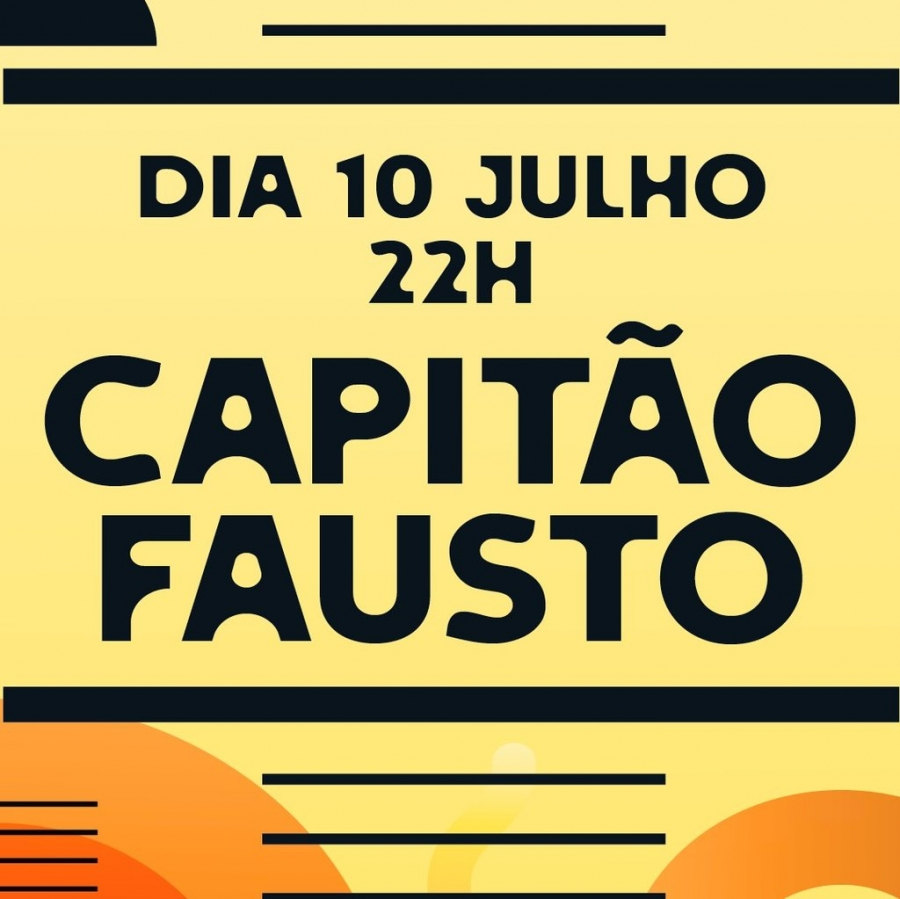 CAPITÃO FAUSTO - NOITES NA VILA