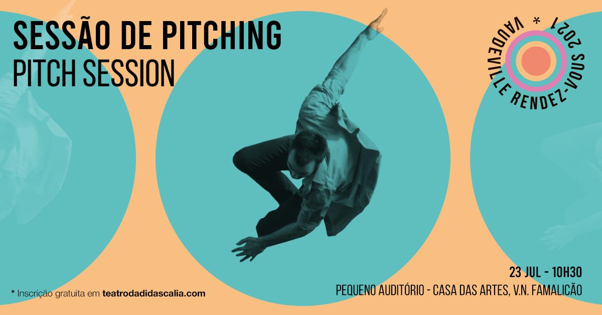 Sessão de Pitching