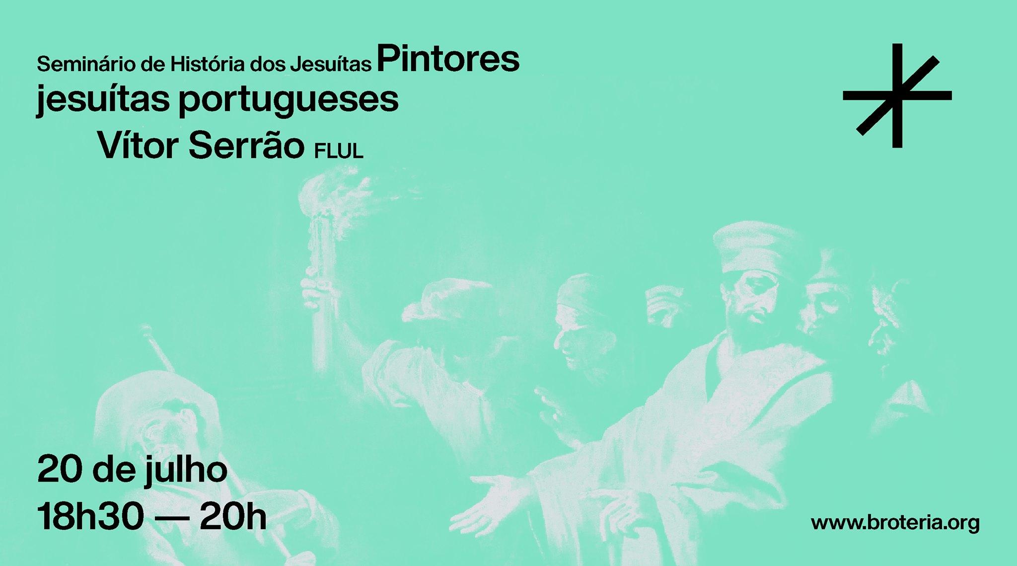 Seminário | Pintores jesuítas portugueses