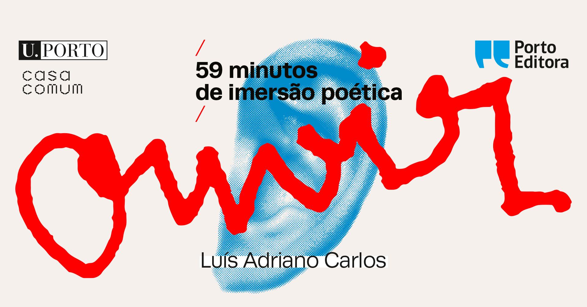 Ouvir, 59 minutos de imersão poética #6