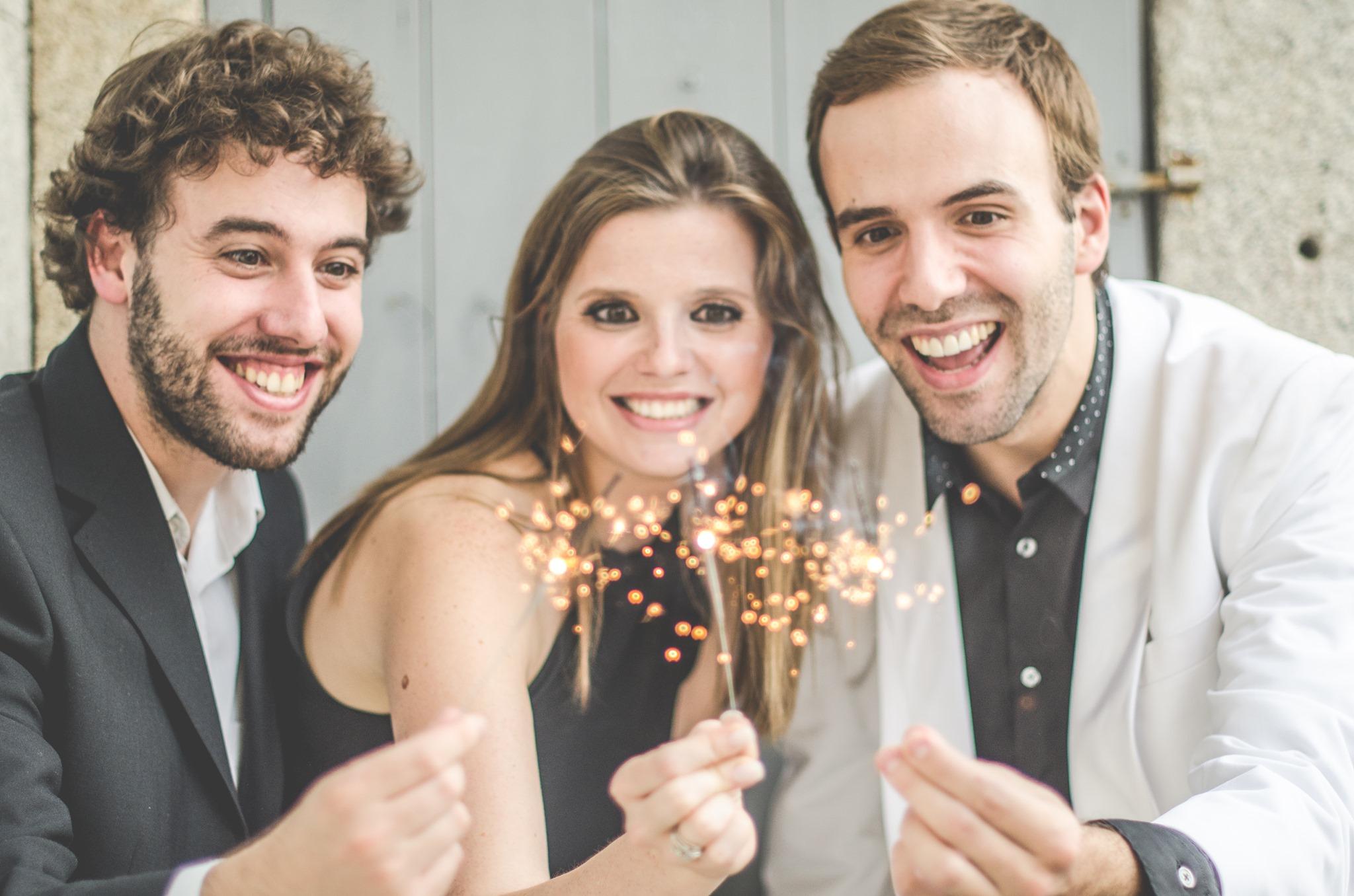 Recital - Trio à la Joie!