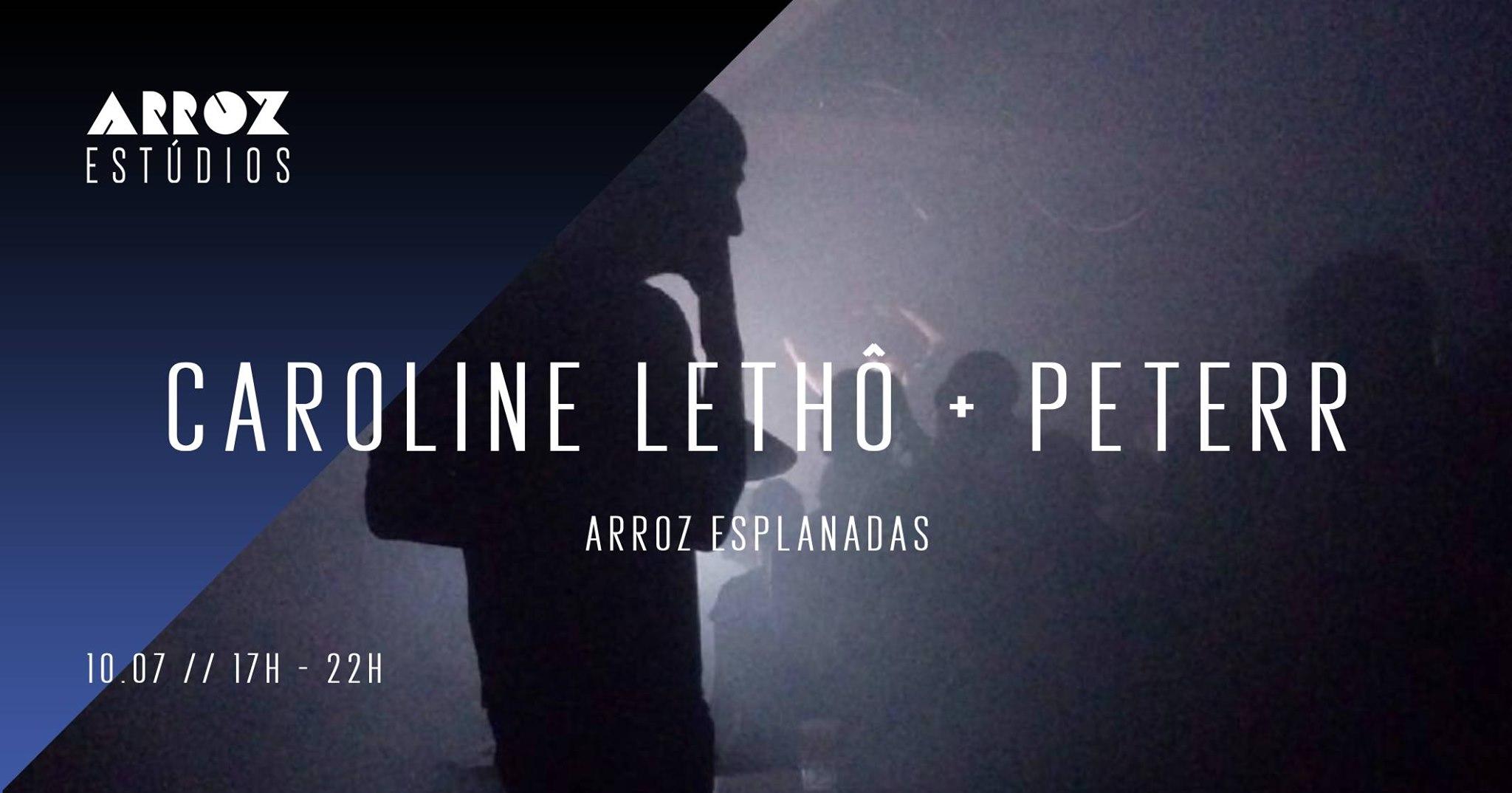 Caroline Lethô + Peterr - Arroz Esplanadas